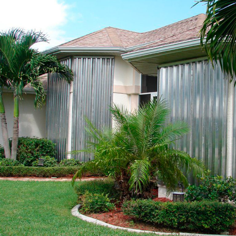 Hurricane Shutters Manufacturing Installation & Repair